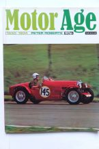 MOTOR AGE  Part 3  (1930-1934)  Roberts 1972